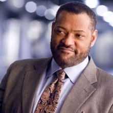 Laurence Fishburne in una scena di 21