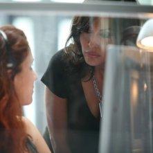 Sabrina Ferilli in una sequenza del film di Paolo Virzì Tutta la vita davanti.