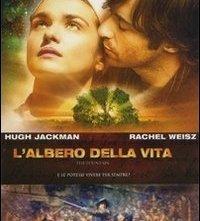 La copertina DVD di L'albero della vita - The fountain