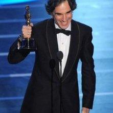 Academy Awards 2008: Daniel Day-Lewis vince l'Oscar come miglior attore protagonista per il suo ruolo ne Il petroliere