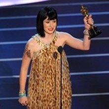 Academy Awards 2008: Diablo Cody vince l'Oscar per la miglior sceneggiatura originale per il film Juno