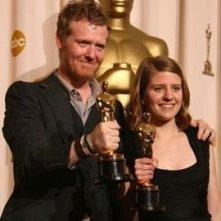 Academy Awards 2008: Glen Hansard, Markéta Irglová vincitori dell'Oscar per la miglior canzone originale per il film Once