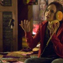 Ellen Page in una scena del film Juno