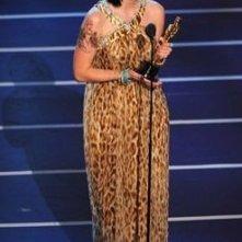 Oscar 2008: Diablo Cody vince la statuetta per la miglior sceneggiatura originale per il film Juno