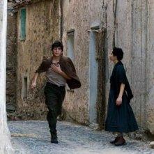 Francesco Falchetto in scena del film Sonetàula, di Salvatore Mereu