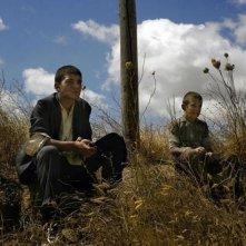 Una scena del film Sonetàula, di Salvatore Mereu