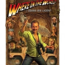 La locandina internazionale di Where in the World Is Osama Bin Laden?