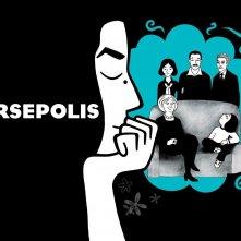 Wallpaper del film Persepolis