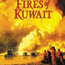 La locandina di Fires of Kuwait