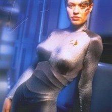 La locandina di Star Trek Voyager