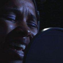 Un'immagine drammatica del film 'Forse Dio è malato'