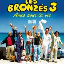La locandina di Les bronzés 3: amis pour la vie