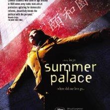La locandina di Summer Palace