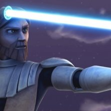 Un'immagine di The Clone Wars