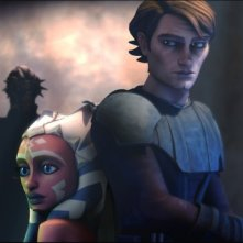 Una sequenza di The Clone Wars