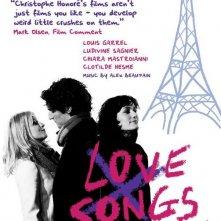 La locandina americana di Love Songs