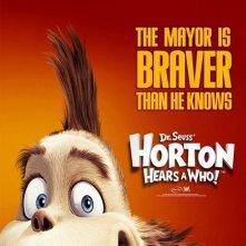 Poster promozionali per Horton Hears a Who!