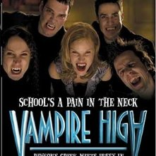 La locandina di Vampire High