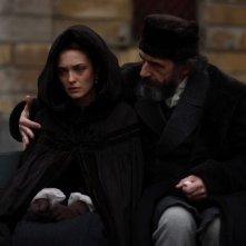Una scena del film I demoni di San Pietroburgo (2008)