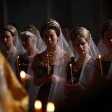 Una sequenza de I demoni di San Pietroburgo, nuova regia di Montaldo
