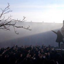 Una scena del film I demoni di San Pietroburgo.
