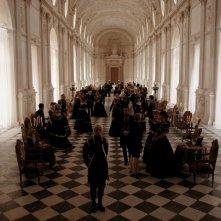 Una sequenza dal film I demoni di San Pietroburgo, distribuito da 01
