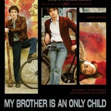 La locandina americana per My Brother Is an Only Child (Mio fratello è figlio unico)