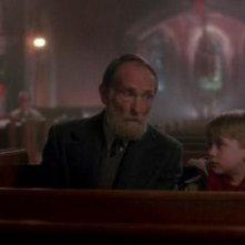 Roberts Blossom e Macaulay Culkin in Mamma, ho perso l'aereo.