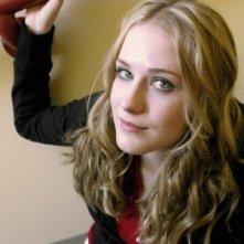 Evan Rachel Wood in una foto promozionale.