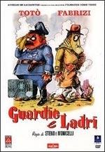 La locandina di Guardie e ladri