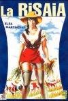 La locandina di La risaia