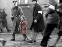 Una toccante sequenza di Schindler's List