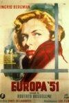 La locandina di Europa 51