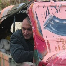 Yuri Kutsenko in una scena di Mars - Dove nascono i sogni