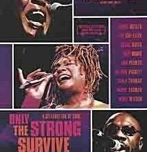 La locandina di Only the Strong Survive