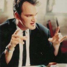 Quentin Tarantino interpreta Mr. Brown ne Le Iene