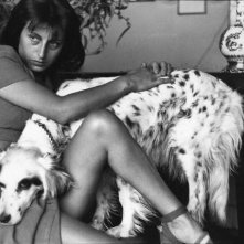 una sensuale Anna Magnani