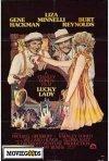 La locandina di In tre sul Lucky Lady