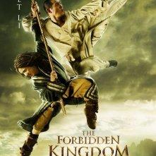 La locandina di The Forbidden Kingdom