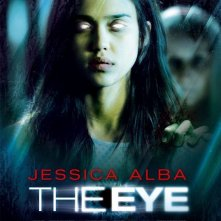 La locandina italiana di The Eye