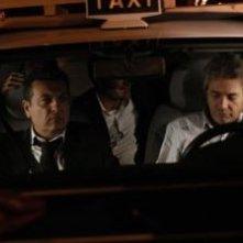 Nino D'Angelo in una sequenza del film Una notte, diretto da Toni