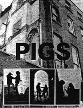 La locandina di Porci
