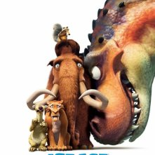 La locandina di Ice Age: Dawn of the Dinosaurs