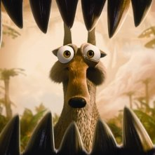 Una prima immagine di Ice Age: Dawn of the Dinosaurs