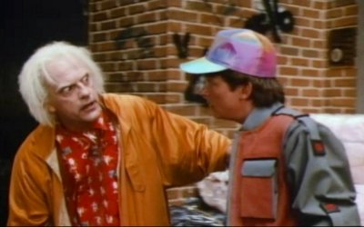 Trailer - Back to the Future Part II