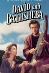 La locandina di Davide e Betsabea