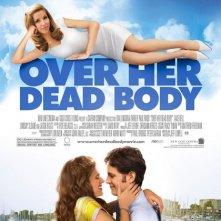 La locandina di Over Her Dead Body