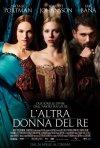 La locandina italiana di L'altra donna del re
