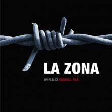 La locandina italiana di La zona