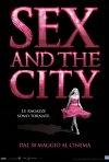 La scintillante locandina italiana di Sex and the City